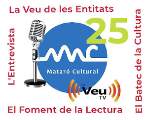 Mataró Cultural reviews its trajectory on the occasion of the broadcast of program number 25