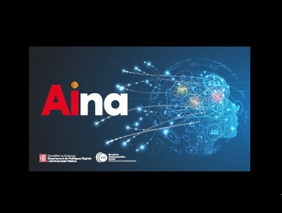 'AINA' is born, the project of the Government of the Generalitat to guarantee Catalan in the digital age