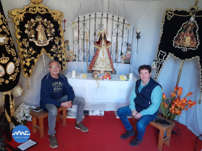 The Rociera Divina Pastora Brotherhood of Mataró is invited to the La Veu de les Entitats space